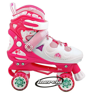 Frenos para patines de cuatro ruedas