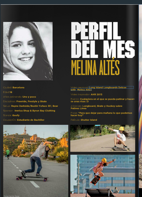 Melina Altés Perfil Del Mes En Set Up Magazine Blog De