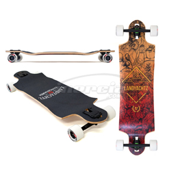 Longboard / Tablas Longboard / Freeride - Downhill / SWITCHBLADE 36""