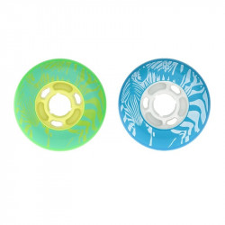 RUEDAS UNDERCOVER ZEBRA SPEED RADIUS 80MM (PACK 4)