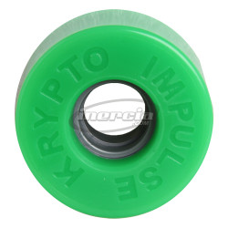 RUEDAS LONGBOARD IMPULSE VERDE (PACK 4)