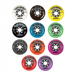 RUEDAS STREET INVADER 84MM 84A
