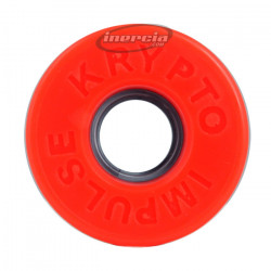 RUEDAS LONGBOARD IMPULSE ROJA (PACK 4)