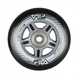 RUEDAS FILA 84MM 83A + ABEC7 (PACK 8)