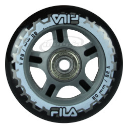RUEDAS FILA 80MM 82A + ABEC7 (PACK 8)