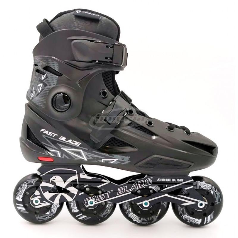 FLYING EAGLE FBS BLACK - Inline skates/rollerblades - Skates
