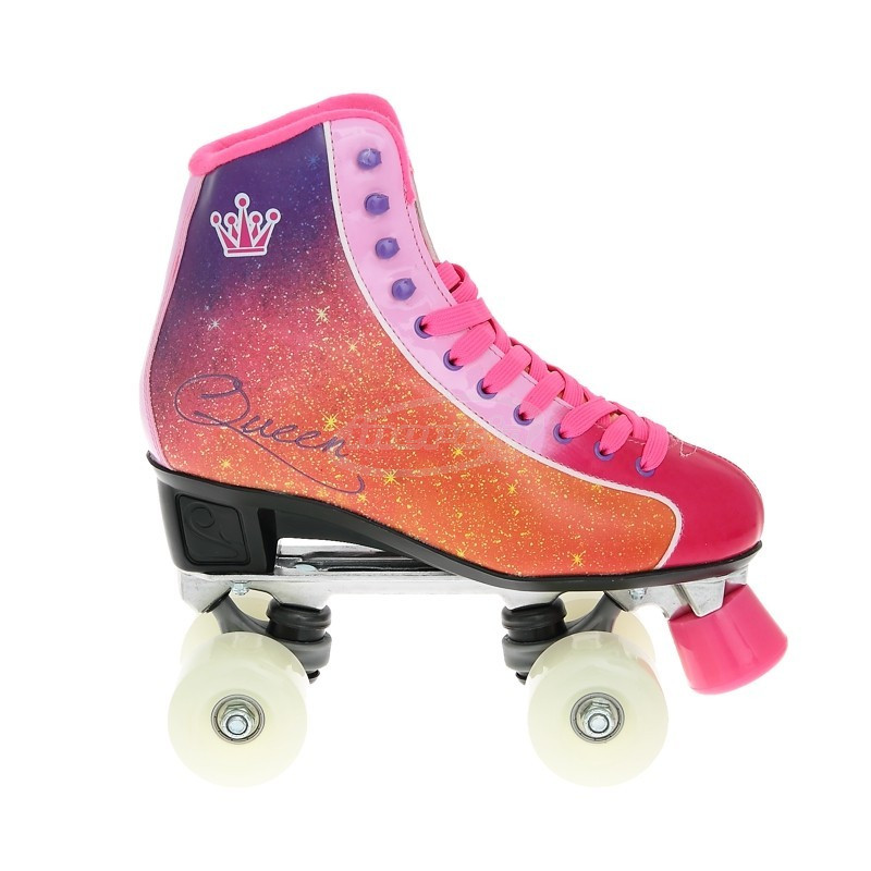 Powerslide Quad Skates: POWERSLIDE QUAD ROLLER QUEEN (SAMPLE