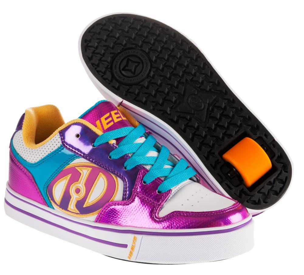 Zapatos blancos Heelys infantiles L5pZVj