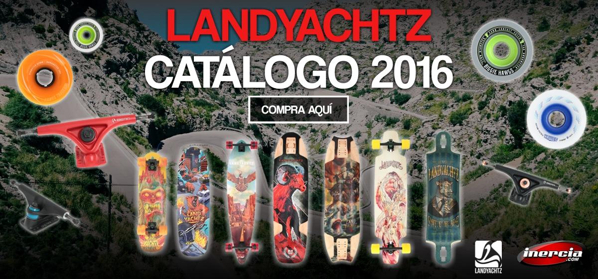 Landyachtz 2016