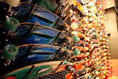 Longboards en Inercia