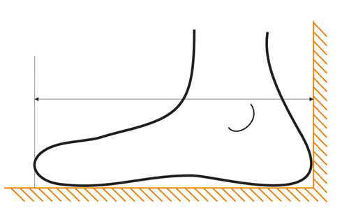80f487a13 Cómo escoger talla de patines