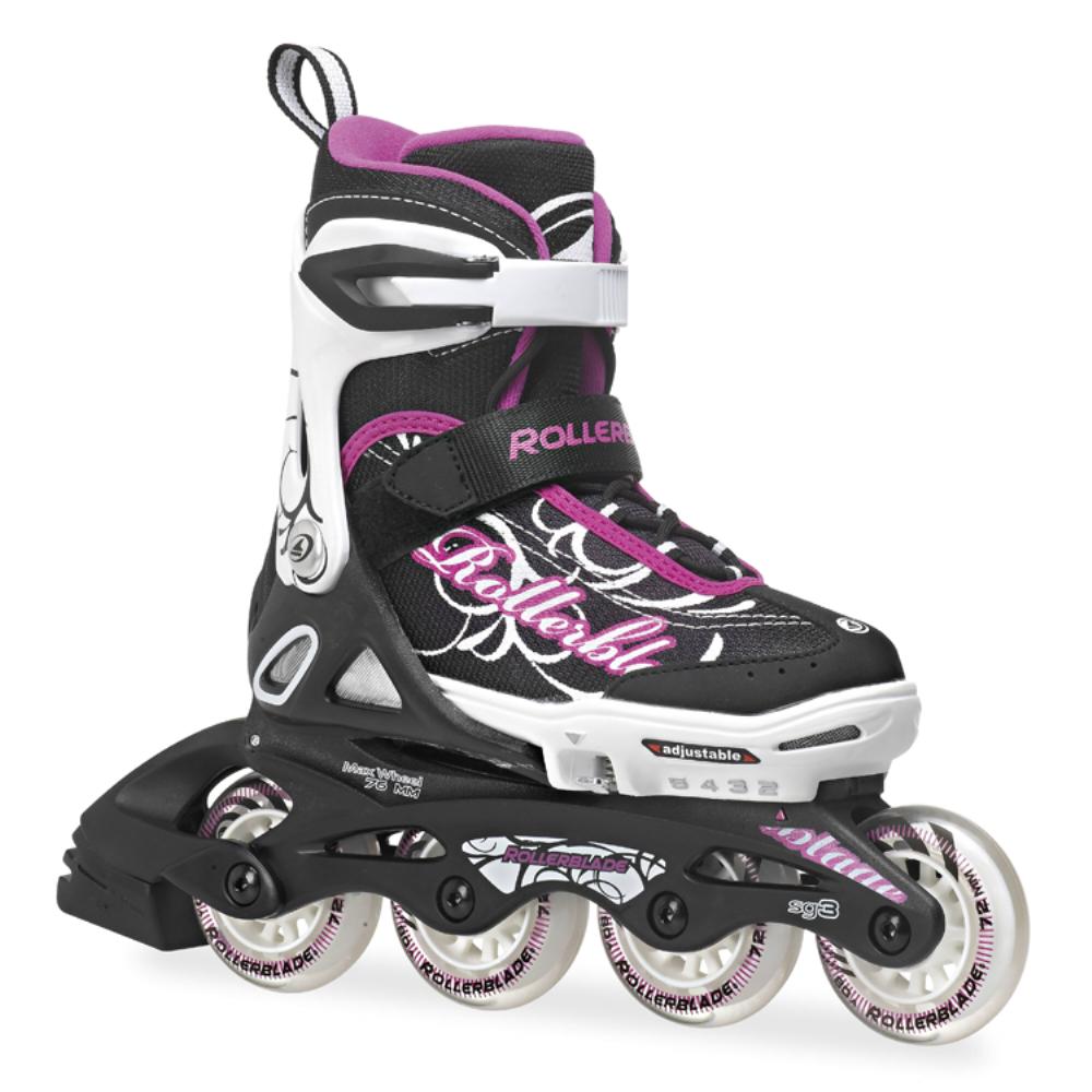 purple roller skates for girls
